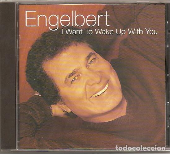 CDs de Música: ENGELBERT HUMPERDINCK - I WANT TO WAKE UP WITH YOU - Foto 2 - 176694400
