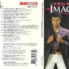 CDs de Música: IMAGINATION - THE VERY BEST OF IMAGINATION. Lote 176694495