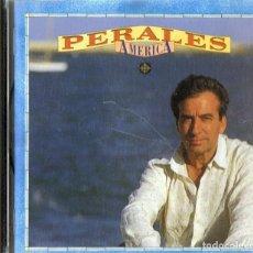 CDs de Música: JOSE LUIS PERALES ¨AMERICA¨ (CD). Lote 176721298