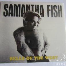 CDs de Música: SAMANTHA FISH - BELLE OF THE WEST 2017 GERMANY CD * DIGIPACK. Lote 176747307