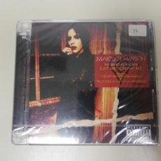 CDs de Música: S9- MARILYN MANSON EAT ME DRINK ME NUEVO PRECINTADO!. Lote 176752733