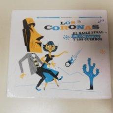 CDs de Música: S9- LOS CORONAS EL BAILE FINAL DE LOS LOCOS Y LOS CUERDOS CD NUEVO PRECINTADO!. Lote 176755305