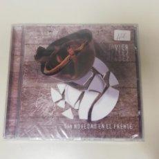 CDs de Música: S9 - JAVIER GONZALEZ MENDEZ SIN NOVEDAD EN EL FRENTE CD NUEVO PRECINTADO!. Lote 176757797