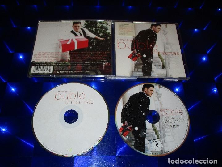 MICHAEL BUBLE ( CHRISTMAS ) - CD + DVD - 9362-49532-3 - 143/REPRISE - SANTA BABY - SILENT NIGHT ... (Música - CD's Jazz, Blues, Soul y Gospel)