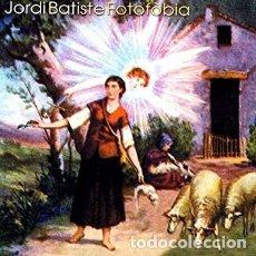 CDs de Música: JORDI BATISTE - FOTOFOBIA (CD, 2001) BUEN ESTADO, MAQUINA, IA BATISTE, ROCKY MUNTANYOLA. Lote 176777009