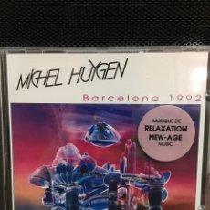 CDs de Música: MICHEL HUYGEN-BARCELONA 1992. Lote 176779203