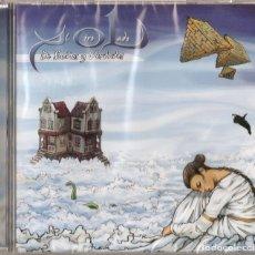 CDs de Música: AL OTRO LADO CD (CON ZETA MAGO DE OZ)SPANISH HEAVY 2009 -SARATOGA-SAUROM (COMPRA MINIMA 15 EUR). Lote 176792264