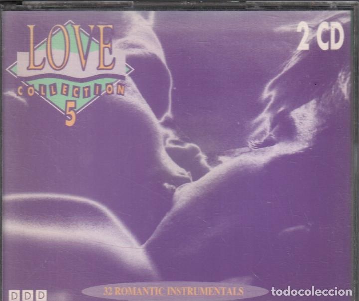LOVE COLLECTION 5 / DOBLE CD DE 1988 RF-2945 (Música - CD's Otros Estilos)