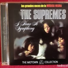 CDs de Música: SUPREMES, THE - A HEAR A SYMPHONY - DIANA ROSS - MOTOWN. Lote 176801479