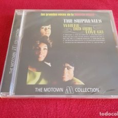 CDs de Música: SUPREMES, THE - WHERE DID OUR LOVE GO - DIANA ROSS - MOTOWN - PRECINTADO. Lote 176801558
