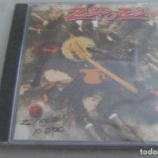 CDs de Música: ZAPOZAIN. CD NUEVO. PRECINTADO. Lote 176804678