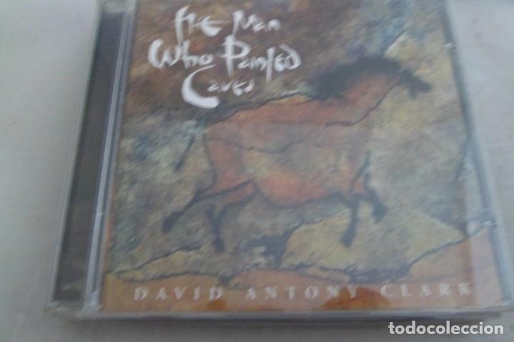 NJ. THE MAN WHO PAINTED CAVES. DAVID ANTONY CLARK (Música - CD's World Music)