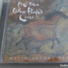 CDs de Música: NJ. THE MAN WHO PAINTED CAVES. DAVID ANTONY CLARK. Lote 176805329