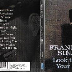 CDs de Música: FRANK SINATRA - LOOK TO YOUR HEART. Lote 176810484