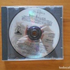 CDs de Música: CD IRISH BALLADS - SIN PORTADA NI CONTRAPORTADA (8Ñ). Lote 176818712
