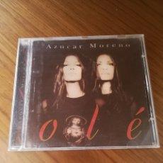 CDs de Música: AZUCAR MORENO OLE CD 12 TEMAS. Lote 176821234