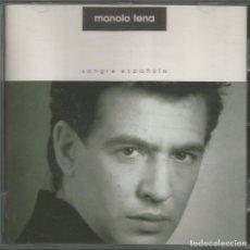 CDs de Música: MANOLO TENA. SANGRE ESPAÑOLA / CD (REF.67). Lote 176853193