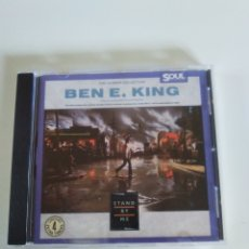 CDs de Música: BEN E KING THE ULTIMATE COLLECTION ( 1987 ATLANTIC RECORDS ) ANTOLOGIA 20 TEMAS DRIFTERS. Lote 176868559