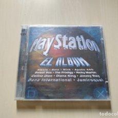 CDs de Música: PLAYSTATION. EL ALBUM. RECOPILATORIO MIX. Lote 176877582