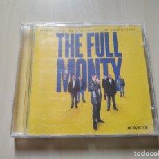 CDs de Música: THE FULL MONTY. BSO. Lote 176877638