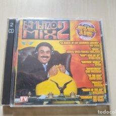CDs de Música: BOMBAZO MIX 2. MAX MUSIC. RECOPILATORIO. Lote 176877929