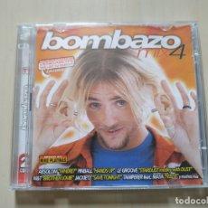 CDs de Música: BOMBAZO MIX 4. MAX MUSIC. RECOPILATORIO. Lote 176878557