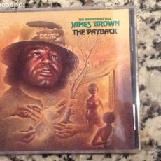 CDs de Música: JAMES BROWN. THE PAYBACK. Lote 176887055
