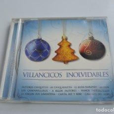CDs de Música: VILLANCICOS INOLVIDABLES CD . Lote 176898805