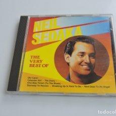 CDs de Música: THE VERY BEST OF NEIL SEDAKA CD. Lote 176899172