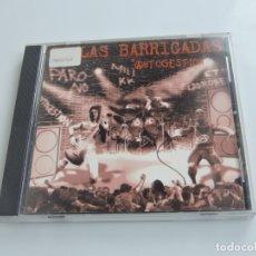 CDs de Música: AUTOGESTIÓN - EN LAS BARRICADAS . Lote 176899483