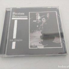 CDs de Música: CD PUNK/PARALISIS PERMANENTE/LOS SINGLES.. Lote 176912980