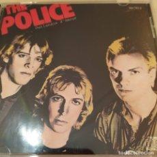 CDs de Música: THE POLICE - OUTLANDOS D´AMOUR - CD. Lote 176915249