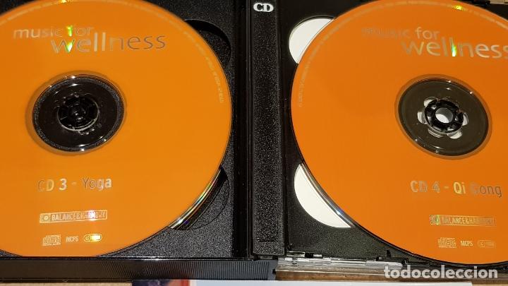 CDs de Música: MUSIC FOR WELLNESS / FENG SHUI-REIKI-YOGA-ETC... PACK 5 CDS DE BUENA CALIDAD. - Foto 3 - 176929552