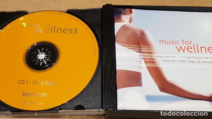 CDs de Música: MUSIC FOR WELLNESS / FENG SHUI-REIKI-YOGA-ETC... PACK 5 CDS DE BUENA CALIDAD. - Foto 5 - 176929552