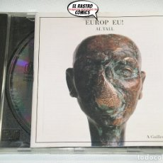 CD di Musica: AL TALL, EUROP EU!, PDI 1994, CD FOLK VALENCIÀ, A GUILLEM AGULLÓ. Lote 176943355