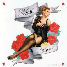 CDs de Música: MALÚ - VIVE. Lote 176943922