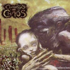 CDs de Música: VARIOUS - CHORDS OF CHAOS - RECOPILATORIO HC-METAL BRASILEÑO. Lote 176947739