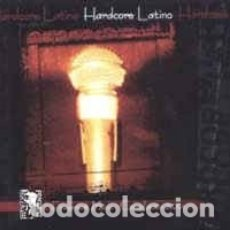 CDs de Música: VARIOUS - HARDCORE LATINO 2001. Lote 176947859
