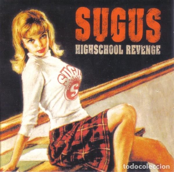 SUGUS - HIGHSCHOOL REVENGE (Música - CD's Rock)
