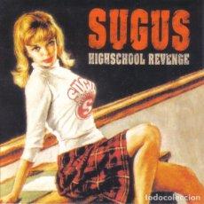 CDs de Música: SUGUS - HIGHSCHOOL REVENGE. Lote 176948014