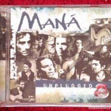 CDs de Música: MANA (UNPLUGGED) CD 1999. Lote 176970753