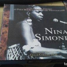 CDs de Música: DOBLE CD NINA SIMONE DEJAVU RETRO GOLD COLLECTION. Lote 176994988