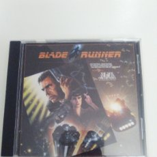 CDs de Música: BLADE RUNNER ( 1982 WEA ) THE NEW AMERICAN ORCHESTRA VANGELIS RIDLEY SCOTT. Lote 177014759