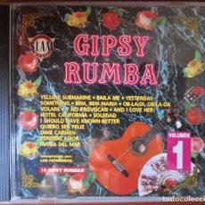 CDs de Música: GIPSY RUMBA - VOLUMEN 1 - LOS FERNANDOS - 16 GIPSY RUMBA - CD. Lote 177016382