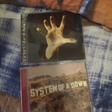 CDs de Música: SYSTEM OF A DOWN / 2 CD. Lote 177035888