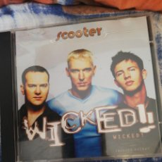 CDs de Música: SCOOTER / CD / WICKED. Lote 177040958