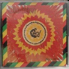 CDs de Música: OLODUM - FILHOS DO SOL (CD, ALBUM) (CONTINENTAL (3), WARNER MUSIC BRASIL)C998253-2 EDICIÓN BRASIL. Lote 177061928