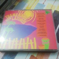 CDs de Música: TREMENDOS EXITOS LATINOS / 2 CD / CELIA CRUZ, LALO RODRÍGUEZ, JUAN LUIS GUERRA, TITO PUENTE,CAIFANES. Lote 177063215
