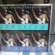 CDs de Música: SHIRLEY BASSEY MAGIC COLLECTION HOLANDA CD. Lote 177069594