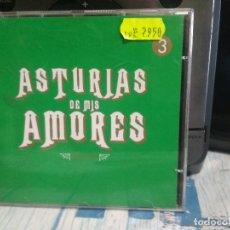 CDs de Música: ASTURIAS DE MIS AMORES VOL.3 CD ALBUM EDP PEPETO. Lote 177071168
